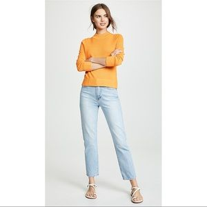 Madewell the perfect summer high rise jeans